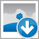 изображение вниз - бесплатный icon #192539