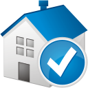 Home Accept - icon gratuit #192549