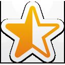 Star Half Full - бесплатный icon #192809