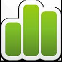 Chart - Kostenloses icon #192899