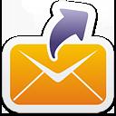 отправить почту - Free icon #192929