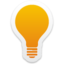 Light Bulb - Kostenloses icon #192939
