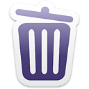 Trash - icon gratuit #192969