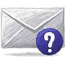 Mail Help - icon gratuit(e) #193359
