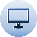 Monitor - icon gratuit(e) #193739