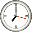 Clock - icon gratuit(e) #193939