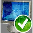 Computer Accept - icon gratuit(e) #193959