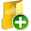 Folder Add - icon #193999 gratis
