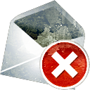 Mail Remove - icon gratuit(e) #194069