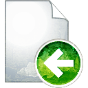 Page Previous - icon gratuit(e) #194099