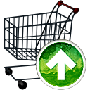 Shopping Cart Up - Kostenloses icon #194169