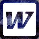 Word - icon gratuit #194219