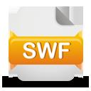SWF-Datei - Free icon #194329