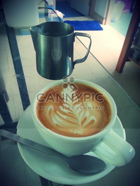 Kaffee Latte Kunst - Free image #194369