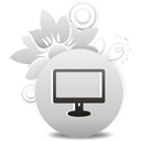 Monitor - icon gratuit #194509