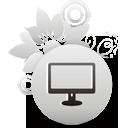 монитор - бесплатный icon #194509