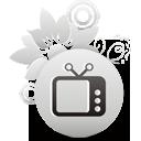 télévision - icon gratuit #194519