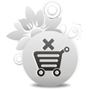 Remove From Shopping Cart - icon #194529 gratis