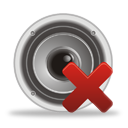Sound Muted - icon gratuit #194819