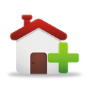 Add Home - Free icon #194829
