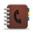 Phone Book - icon gratuit #194859