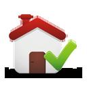 casa aceitar - Free icon #194869