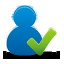 User Accept - Free icon #194889