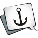 Anchor - icon #195059 gratis