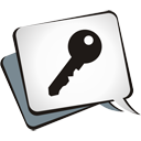Key - icon #195069 gratis