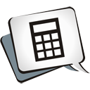 Calculatrice - icon gratuit #195109