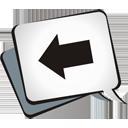 Précédent - Free icon #195129