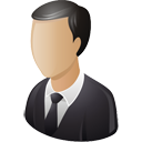 Business User - icon #195199 gratis