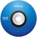 Cd - icon gratuit #195219