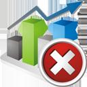 Chart Delete - icon #195239 gratis