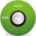 Dvd - Kostenloses icon #195319