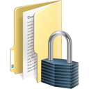 Folder Lock - icon gratuit #195349