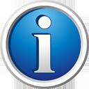 Info - Kostenloses icon #195439