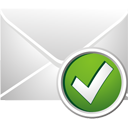 Mail Accept - icon gratuit(e) #195459