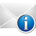 Mail Info - icon gratuit(e) #195469