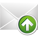 Mail Up - Free icon #195479