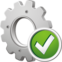 Process Accept - icon gratuit #195599