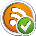 Rss Accept - icon gratuit #195629