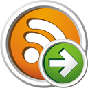 Rss Next - icon gratuit(e) #195639