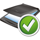 Scanner Accept - Free icon #195649