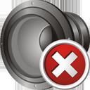 Speaker Delete - icon #195689 gratis