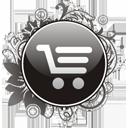 carrito de compras - icon #195899 gratis