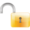 Lock Off - icon gratuit #195989