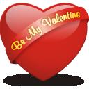 être mon Valentin - Free icon #196429