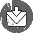 e-Mail-Nachrichten empfangen - Free icon #196519