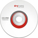 Cd Rw - Free icon #196689